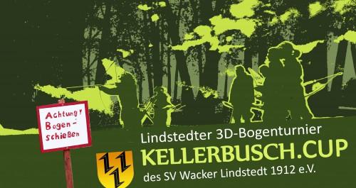 """Jubiläum!!!  20. Lindstedter 3D-Bogentunier """"Kellerbusch.Cup"""" des SV Wacker Lindstedt e.V."""